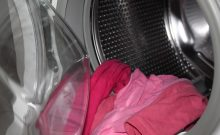 washing machine smells